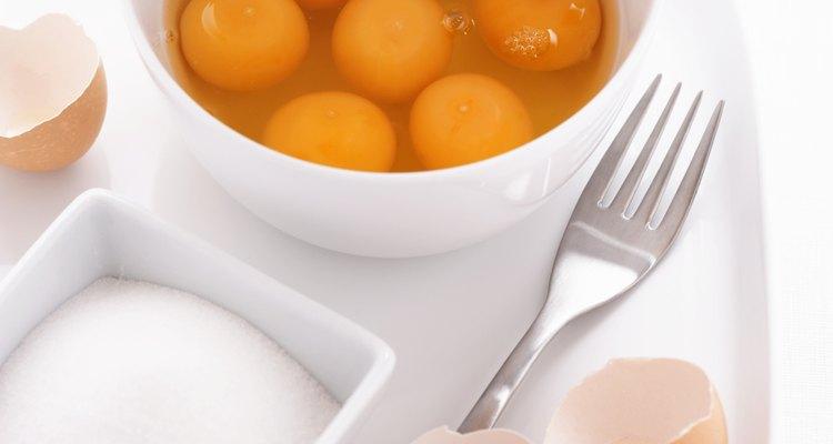 Los huevos son uno de los alergenos más comunes.
