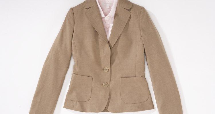 Diminua jaquetas, blazers e casacos