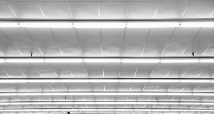 Fluorescent lighting saves significant amounts of energy.