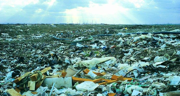 Se estiman más de 7 millones de toneladas de basura.