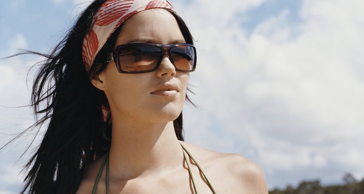 Aprende a identificar las imitaciones de gafas de sol de diseñador.