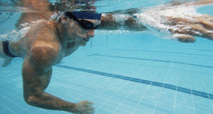 Cuál es una buena temperatura para una piscina.