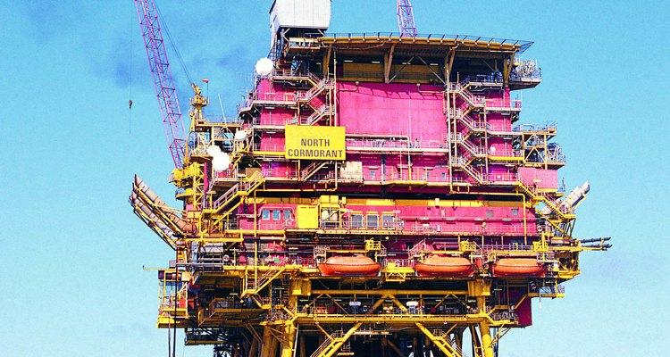 ¿Cómo pasa sus días de trabajo un trabajador de una plataforma petrolera?