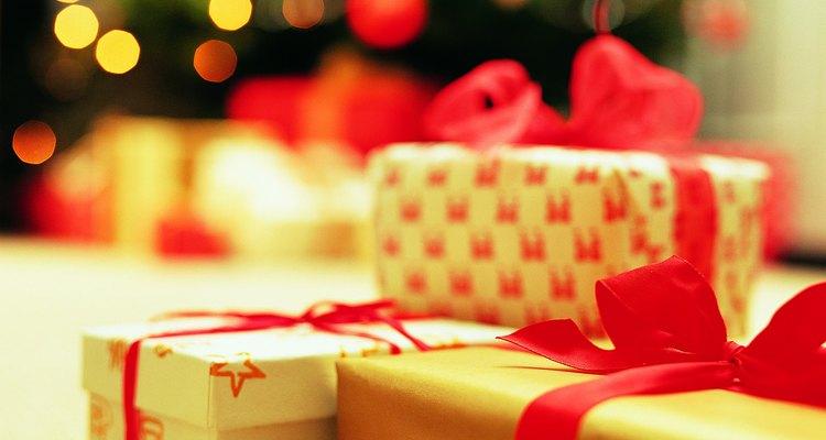 La historia de los regalos de navidad.