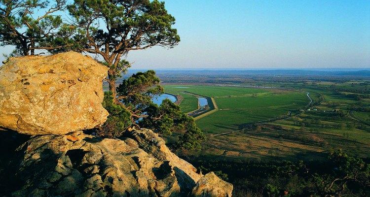 Arkansas es el hogar de unas vistas espléndidas, además de las numerosas actividades.