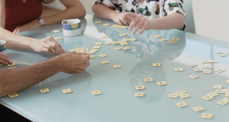 Muitos jogos de palavras requerem habilidades em desembaralhar