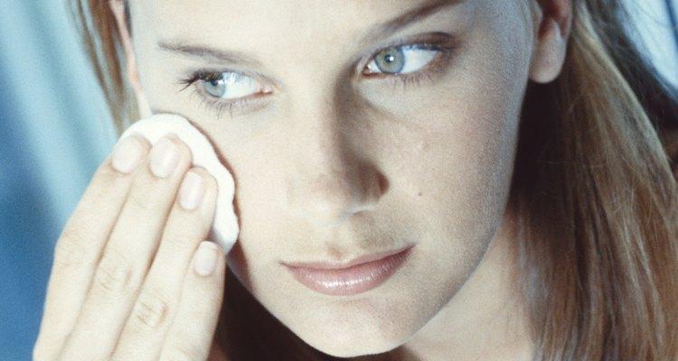 La glicerina vegetal suele utilizarse en los jabones anti acné.