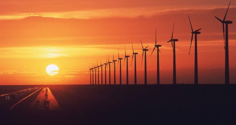 La Asociación de Energía Eólica Americana nota en su sitio web que las turbinas de viento residenciales han sido instaladas en hogares en 47 estados.