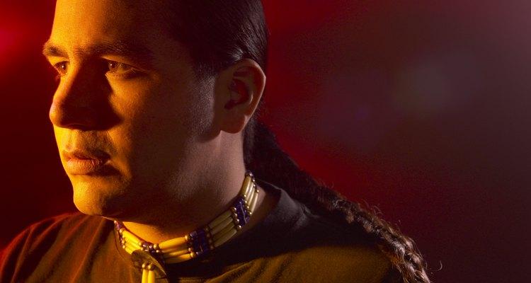 Los nativos estadounidenses cherokee cuentan con un conjunto único de características personales y culturales.