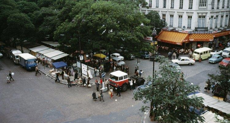 El barrio Edgar Quinet tiene tres mercados al aire libre.