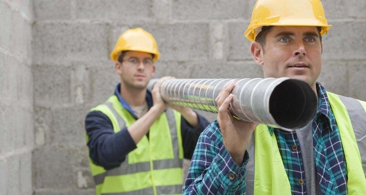 Los tubos tienen medidas estandarizadas.