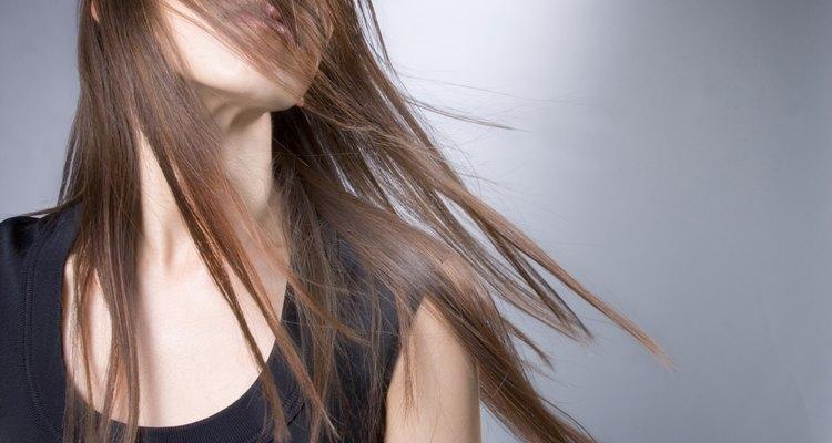 Un cabello saludable es un cabello que se mantiene vivo.