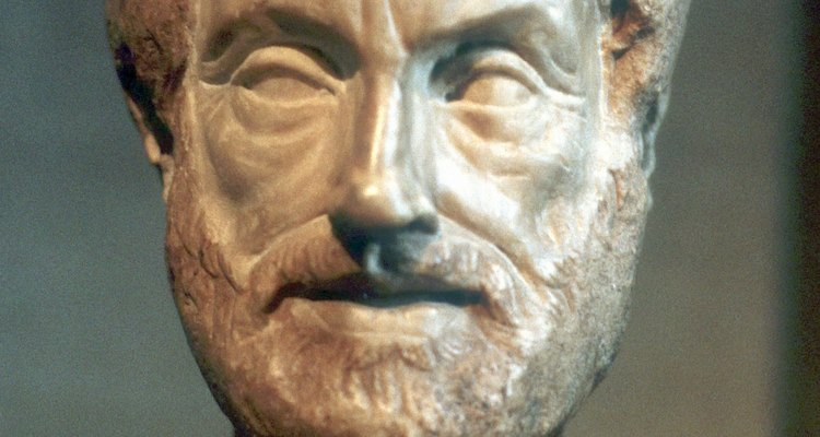 El modelo aristotélico se centraba en el efecto de los oradores sobre la audiencia.