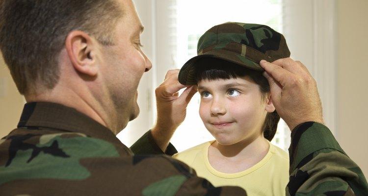 El despliegue es a menudo difícil para los niños.