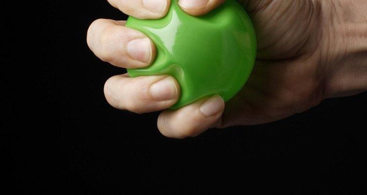 A borracha pode ser usada para fabricação de objetos com moldes