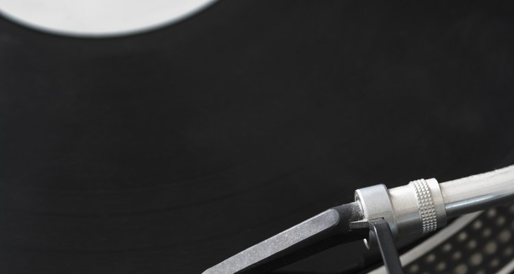 Transfer your vinyl records onto your iPad.