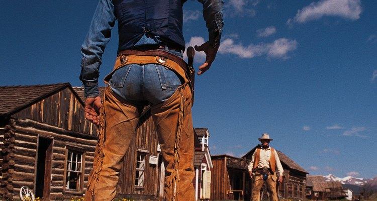 Os cowboys são o centro das atenções em Red Dead Redemption