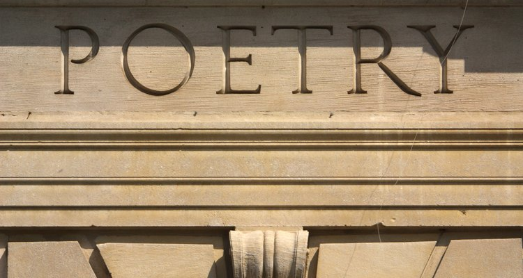 Recursos sonoros tornam a poesia mais agradável e atraente