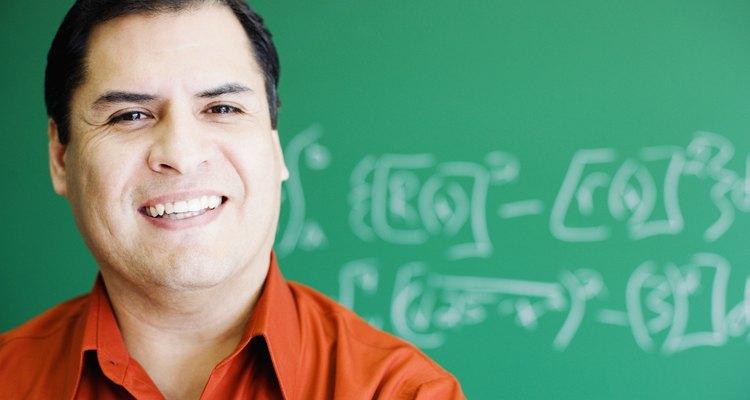 Si quieres enseñar matemáticas a nivel universitario, tendrás que obtener un título de posgrado.