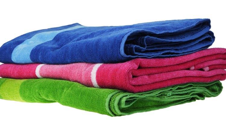 Si mantienes las toallas en forma adecuada aumentarás su vida útil.