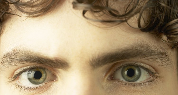 Eyes and brow