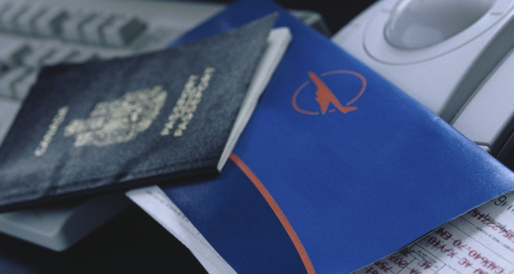 Travel documents and computer