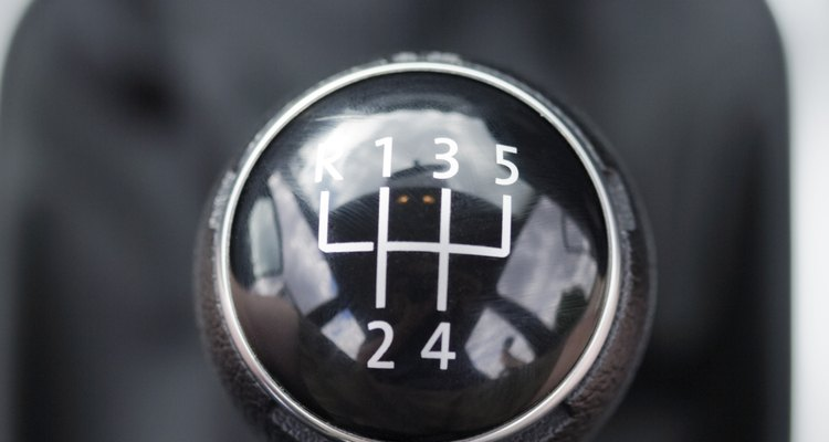 A stick shift can get stuck for several reasons.