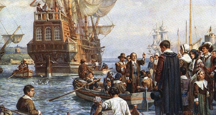 Los colonos de las colonias centrales tenían muchas tradiciones y costumbres no vistas en otras colonias.