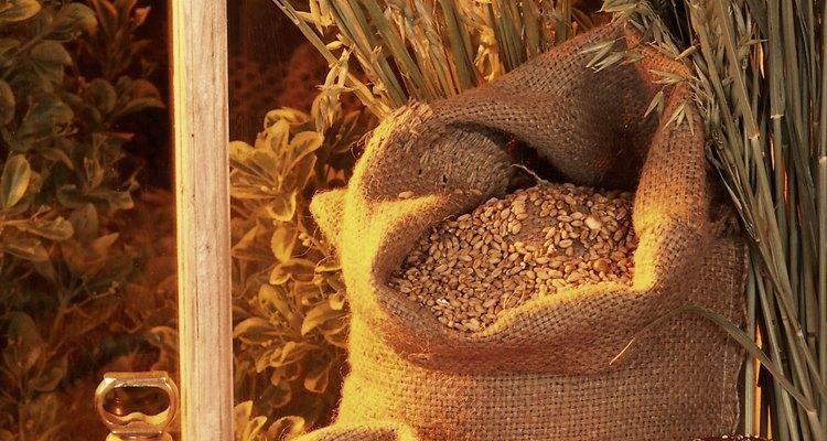 Algunos alimentos inesperados contienen harina de trigo.