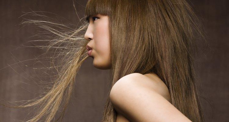 Da volumen a tu cabellera con algunos productos.