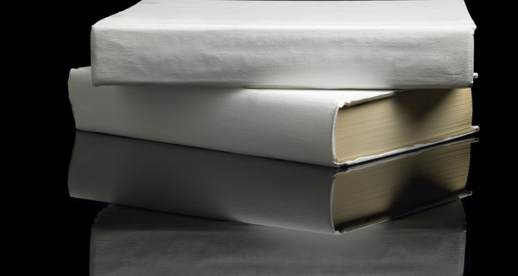 Proteja e renove as capas de seus livros e revistas