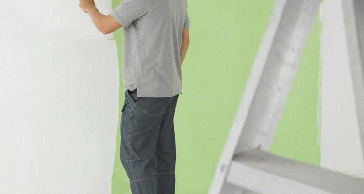 ¿Qué habilidades necesitas como pintor de casas?