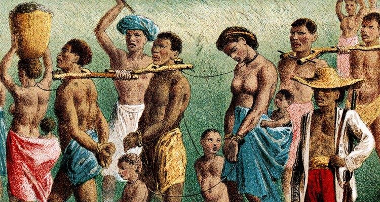 A escravidão era bastante comum na sociedade mesopotâmica