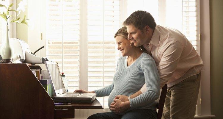 Usar una computadora portátil mientras estás embarazada no es peligroso siempre y cuando evites el sobrecalentamiento.