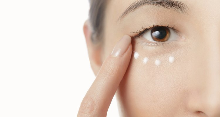 Skincare eye
