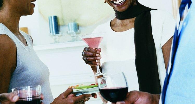 Comemore com uma bebida especial