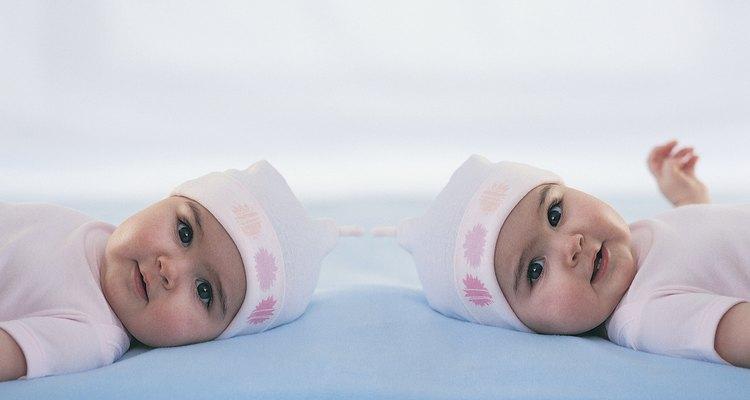 Los gemelos incrementan la carga de trabajo y la emoción.