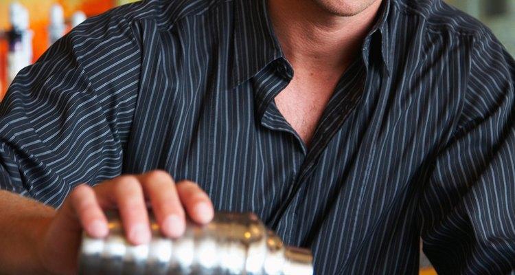 El cantinero te ayudará a seleccionar la bebida correcta.