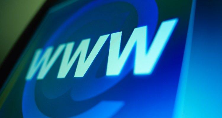 Descubra a URL de um servidor