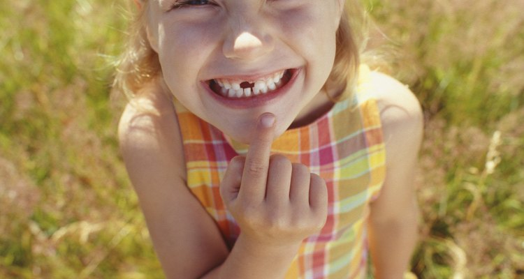 El diente extraído de tu hijo puede ser un artículo popular de exposición.