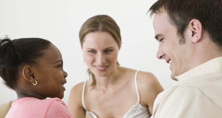 Has que tu niño adoptivo se sienta bienvenido.