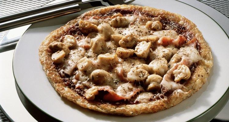 Los hongos frescos se pueden disfrutar en una gran variedad de platos.