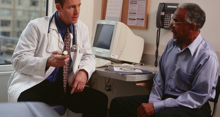 Consulte seu médico em caso de excesso de potássio na urina