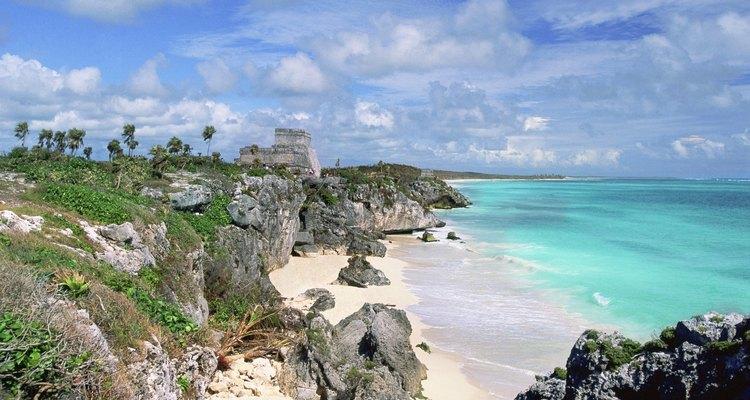Datos sobre la península de Yucatán.