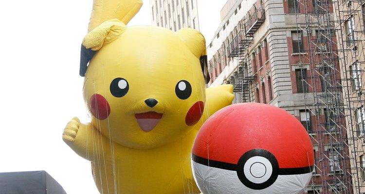 O Pikachu é um dos vários Pokémons que você pode capturar na Safari Zone
