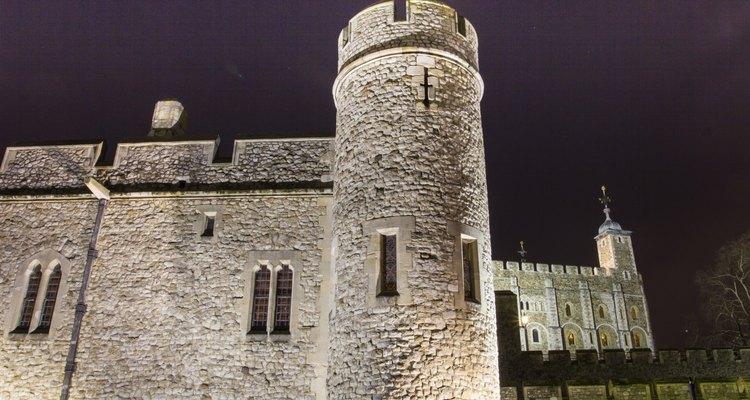 La Torre está designada como Palacio Real.