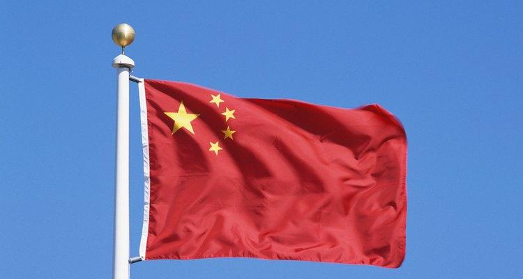 China se ha convertido en la segunda economía más grande del mundo y está creciendo rápidamente hacia el nivel de país industrializado.