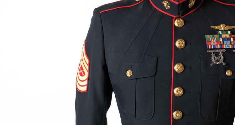 United States Marine Corps Dress Blues Uniform