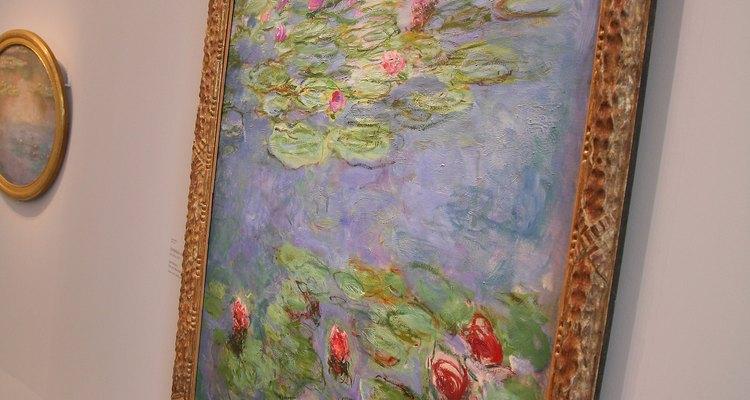 Monet é um dos impressionistas mais renomados