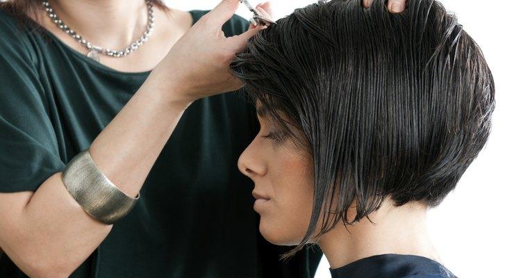El cabello corto puede ser glamoroso y cautivante.